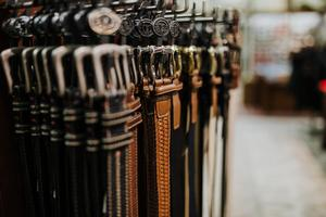 Belts at Homer Reed Ltd.