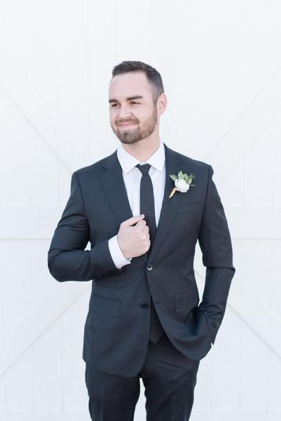 Wedding Suit in colorado