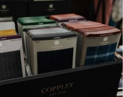 Made to Measure coppley